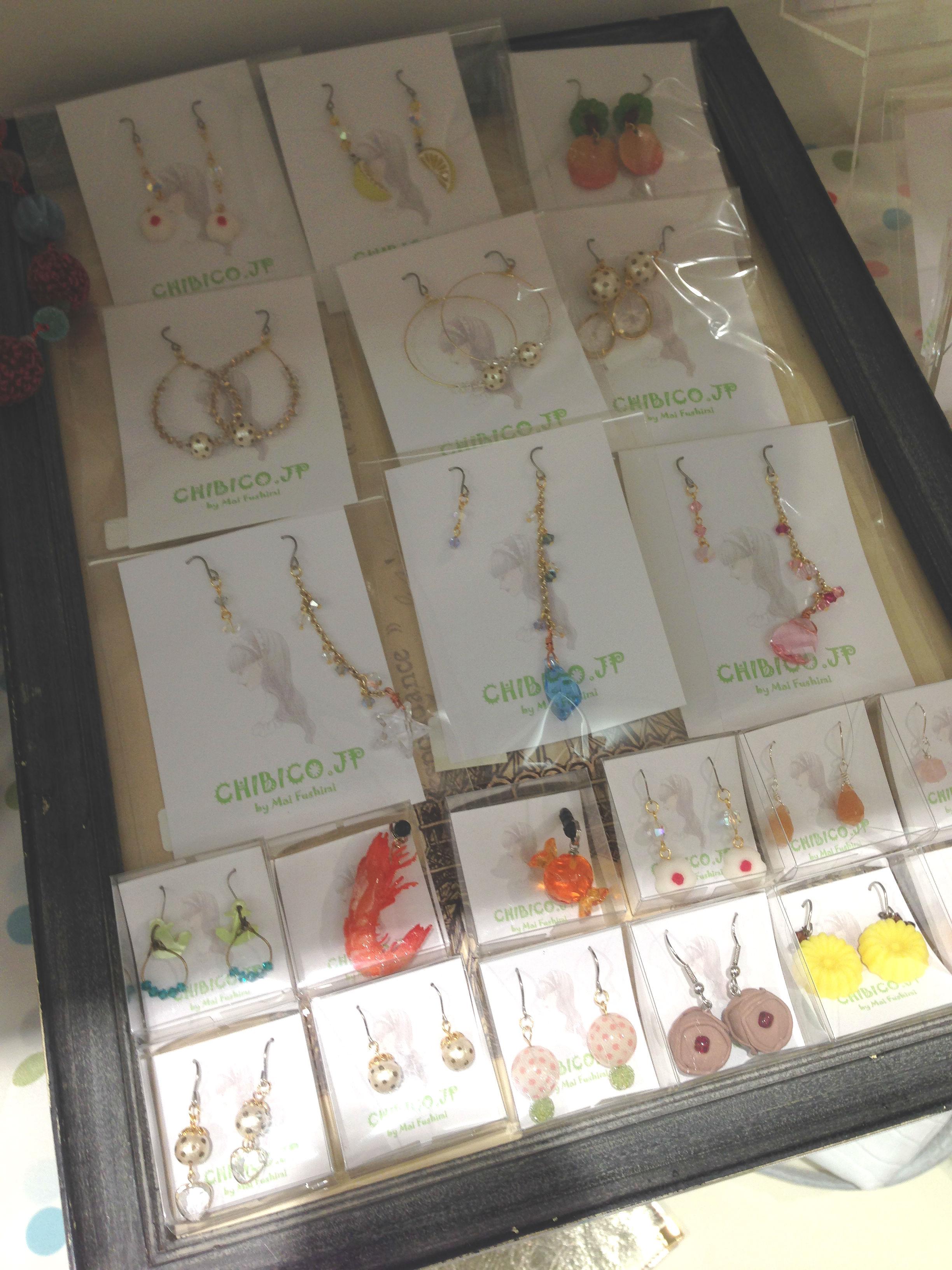 【日程変更アリ】西武&そごう各店にて、ピアスBARイベントに参加